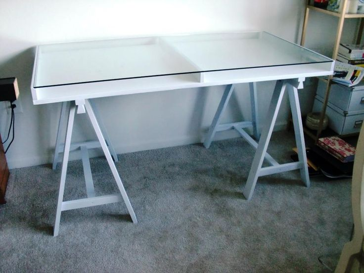 30 Ikea Gl Top Desk Modern Wood Furniture Check More At Http