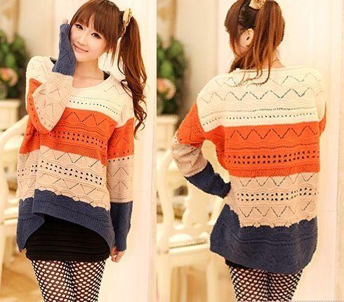 Fabric: otherColor: white, orangeSize: standard size (medium size)size (CM): Bust 120, sleeve 52, length 62-72