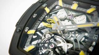What would Senna wear? The fourth watch in Hublot's Ayrton Senna series is its most complicated yet.
