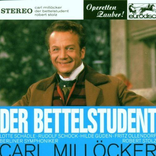 Der Bettelstudent (qs) by karl Milloecker (1994-10-04)