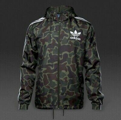 Adidas Originals Camo Windbreaker Camo