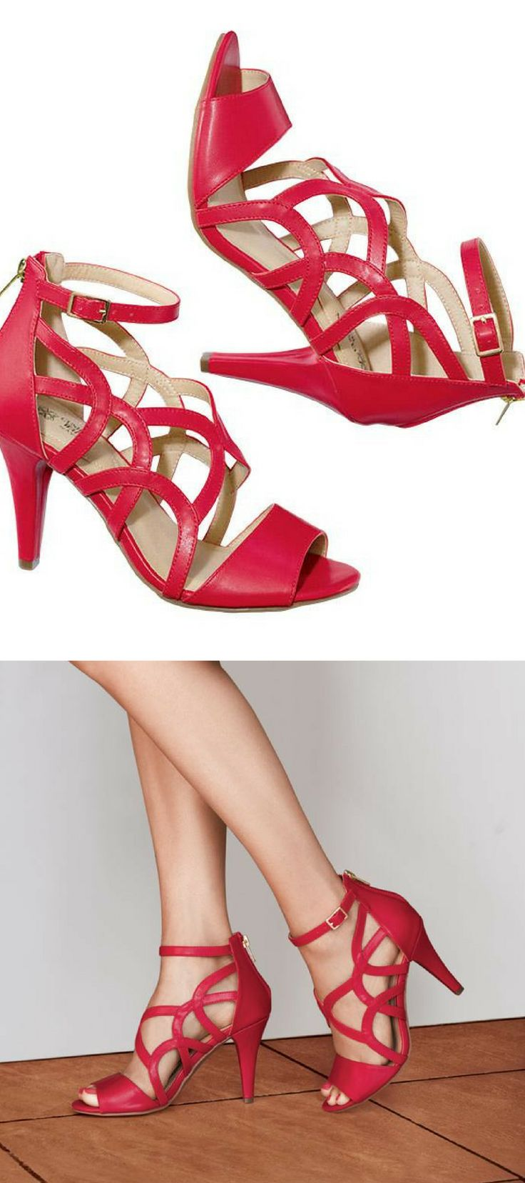 Strappy Day-to-Night Sandal