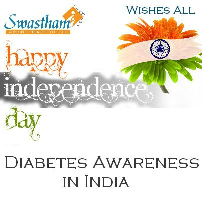 HAPPY INDEPENDENCE ALL #SWASTHAMINDIA