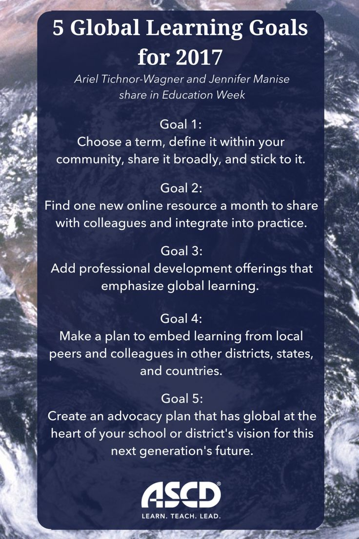 best images about learn teach lead best 5 global learning goals for 2017 more on education week