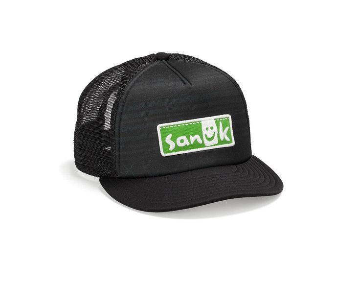Overdye Trucker Hat for Men   Sanuk