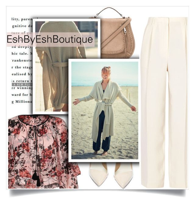 """""""EshByEshBoutique"""" by amra-mak ❤ liked on Polyvore featuring River Island, Rebecca Minkoff, Francesco Russo, The Row and EshByEshBoutique"""
