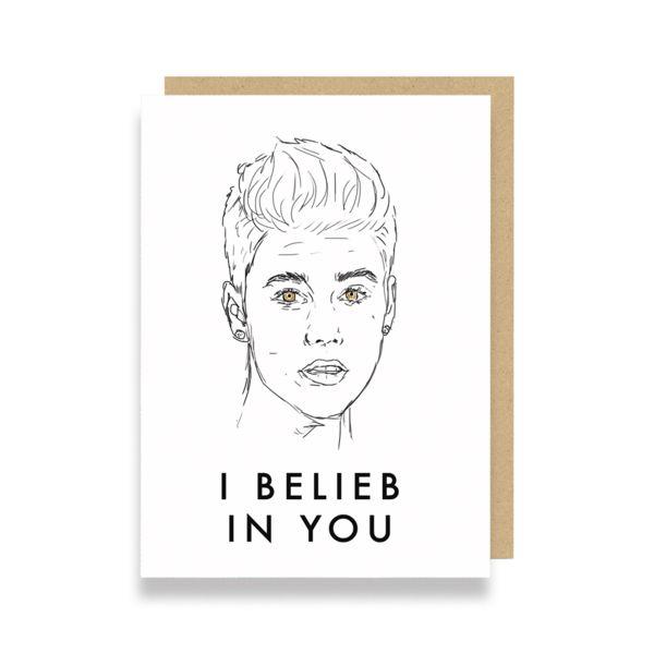 Bieber - JustGreet