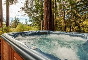 Craftsman Hot Tub with 4-5 Person Jacuzzi Hot Tub
