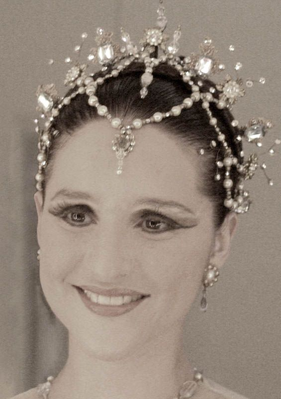 Ballet Tiara. Snow Queen, possibly.
