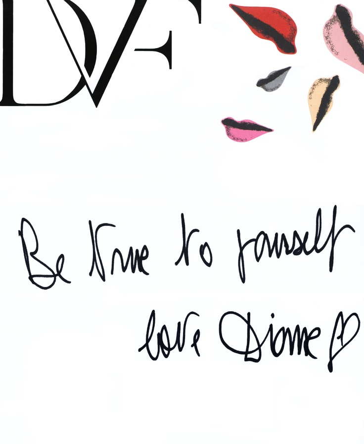 Be true to yourself ! love Diane