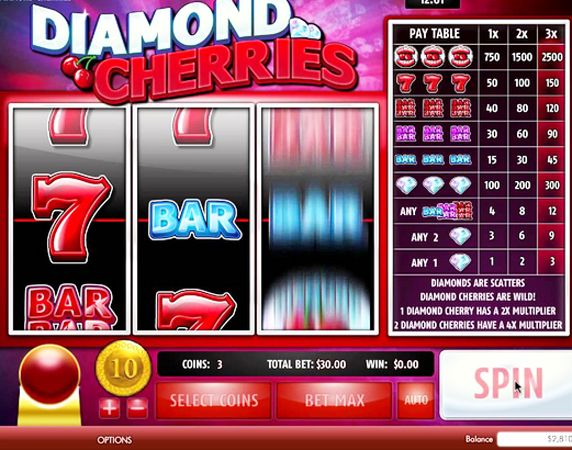 Proven Strategies How To Win Cash Money Instantly Playing Diamond Cherries Casino Slots In Reviews Of The Diamond Cherries Internet Casino Slot Game.