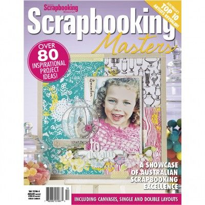 Australian Scrapbooking Memories – Volume15 No.4 (just $1.95). Find out more at: http://www.patchworkandcraft.com.au/digital-magazines/australian-scrapbooking-memories-volume15-no-4.html