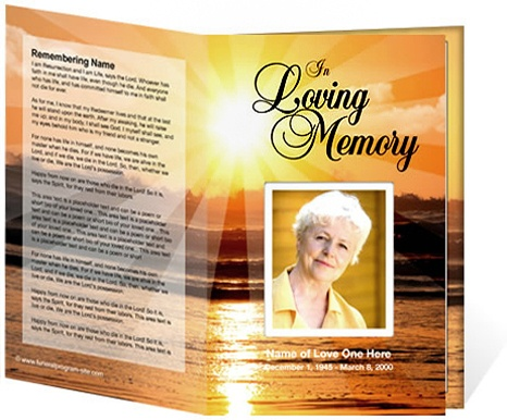 7 best Begrafnis Pamflet images on Pinterest Funeral program - free funeral program template