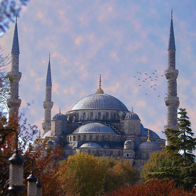 صورة لمسجد السلطان أحمد في اسطنبول Hosam Assi Photography اسطنبول السلطان احمد تركيا Turkey Istanbul Instagram Taj Mahal Landmarks