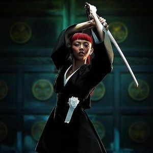 Six The Wolverine Character Portraits Featuring Rila Fukushima as Yukio -- The actress is spotlighted in a new series of images that include Svetlana Khodchnkova and Hiroyuki Sanada. -- http://wtch.it/8eRZP