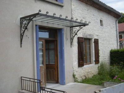 168 best images about wrought iron canopy for doors and windows on pinterest villas porch. Black Bedroom Furniture Sets. Home Design Ideas