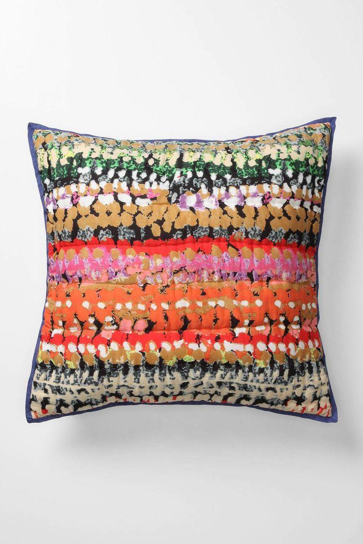 Gila Euro Sham - Anthropologie.com: Bedding, Anthropologie Pintowin, Euro Shams, Anthropologie Com, House, Gila Euro, Pillows, Bedroom Ideas