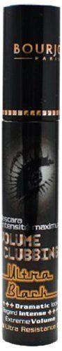 Bourjois Mascara Volume Clubbing - Ultra Black - 11ml/0.32oz Bourjois http://www.amazon.com/dp/B0012E7LHS/ref=cm_sw_r_pi_dp_WXLdub08CJ7GH
