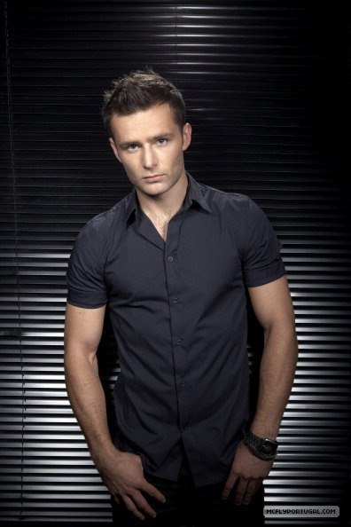 Harry Judd from Mcfly, Mcbusted