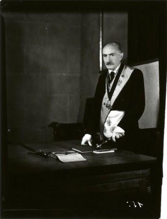 Benedek Marcell nagymester / Marcell Benedek Grand Master, Reismann Marian felvétele