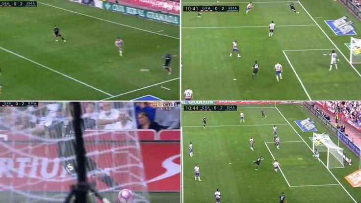 Real Madrid: ¡Cómo la puso Coentrao! Balón medido para el cabezazo de James | Marca.com http://www.marca.com/futbol/real-madrid/2017/05/06/590e23b7e5fdea3b188b45ed.html