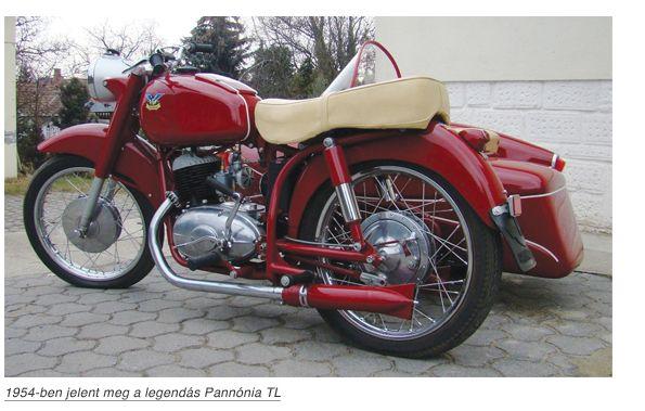 Pannónia TL 1954