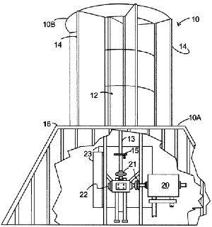 Vertical Wind Turbine Technology - The Darrieus Type
