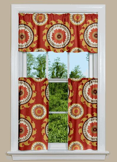 37 Best For The Kitchen Images On Pinterest  Kitchen Curtains Interesting Unique Kitchen Curtains Design Ideas