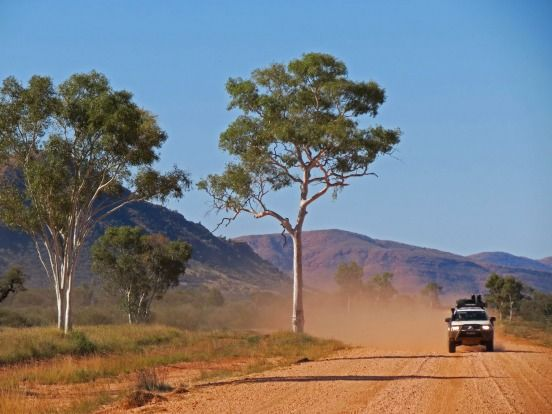 The Outback Way: Perth to Cairns: The Outback Way is the granddaddy of shortcuts, Australia's longest. Stretching an ...