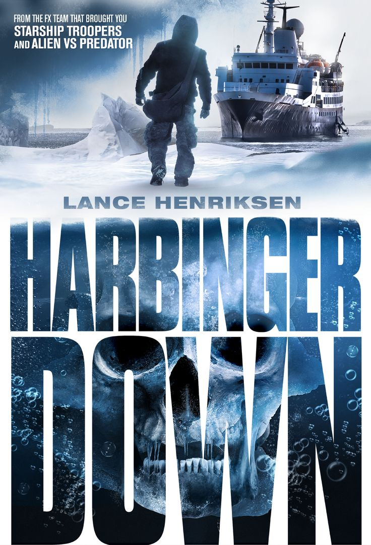 194. 27/08/2015 Harbinger Down (2015)