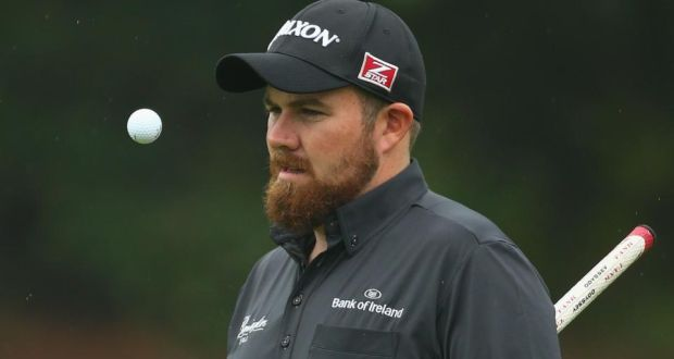 Shane Lowry of Ireland shot a 72 to remain on eight under after three rounds of   the 2014 Turkish Airlines Open at The Montgomerie Maxx Royal  in Antalya, Turkey. Photograph:   Ian Walton/Getty Images