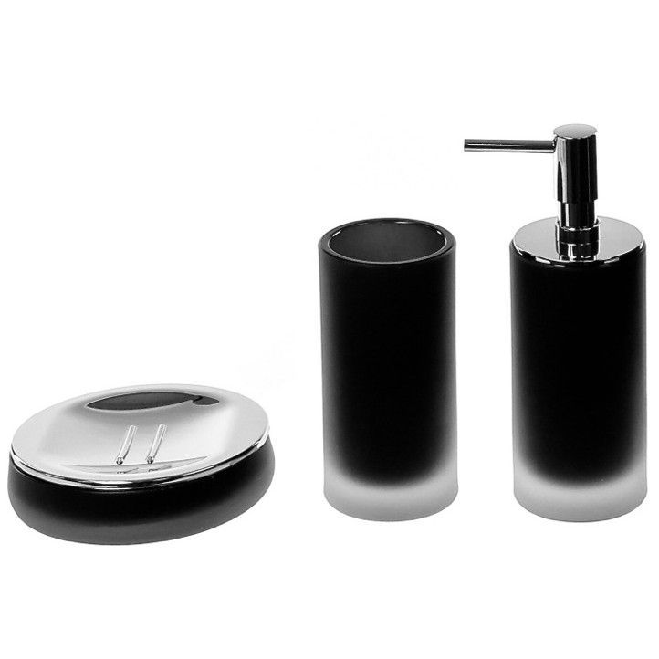 Tiglio 3-Piece Bathroom Accessory Set