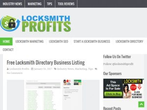 Locksmith Industry News Reviews & Directory