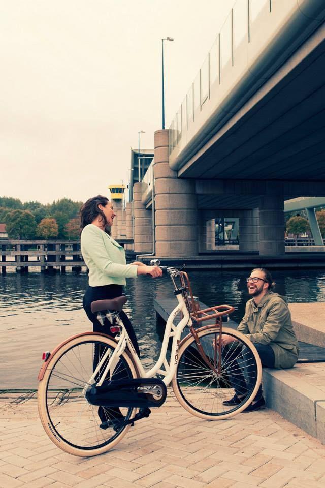 Transportfiets Vogue Ado Bike