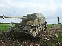 Elephant 1/6th RC Tank