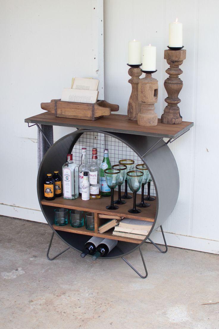 Realistic 3d illustration of modern wooden bookshelf against ston - The 25 Best Bookshelf Bar Ideas On Pinterest Coffe Bar Coffee Bar Ideas And Coffee Bar Station