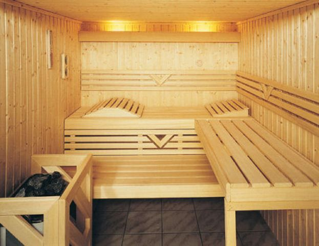 Modern Home Sauna Design H M Gym Sauna Tanning Bed