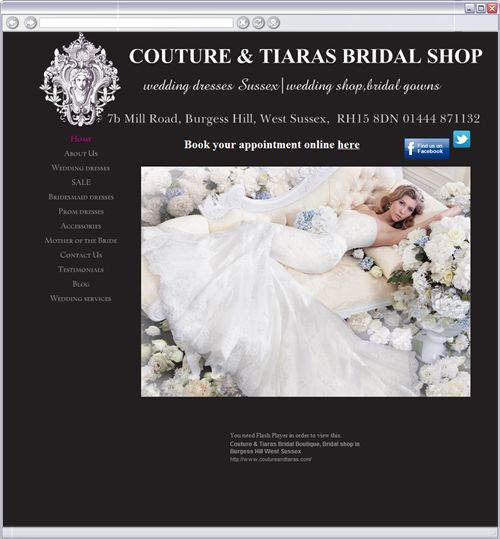 Our new Ellis bridal dresses are now in stock