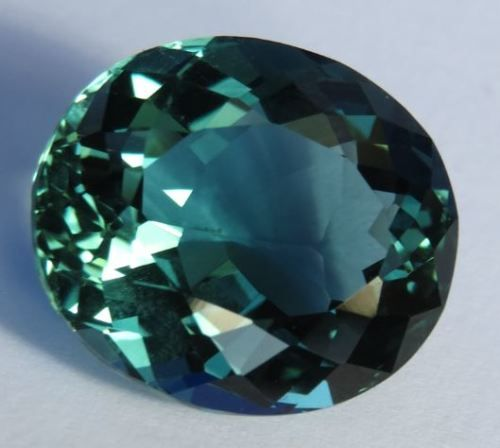 Buy 14.61ct SUPERIOR!!! Natural Green Amethyst  NR!!! for R81.00