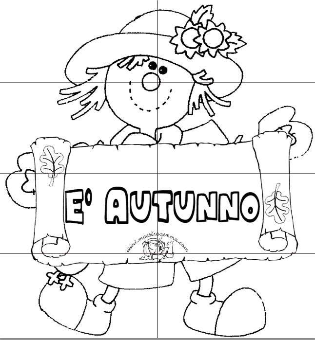 Cartellonistica autunno