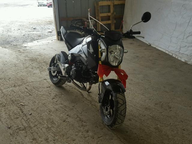 Salvage 2014 Honda Grom 125