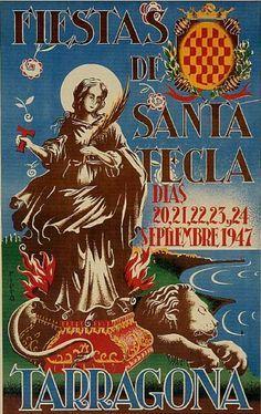 Santa Tecla 1947