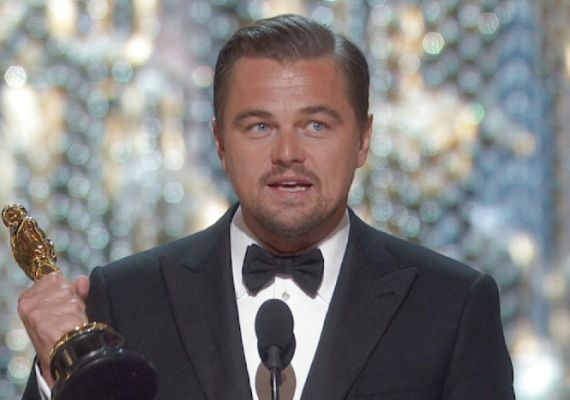 Leonardo DiCaprio's Oscar Speech - Shout Out To Indigenous People - PowWows.com - Native American Pow Wows