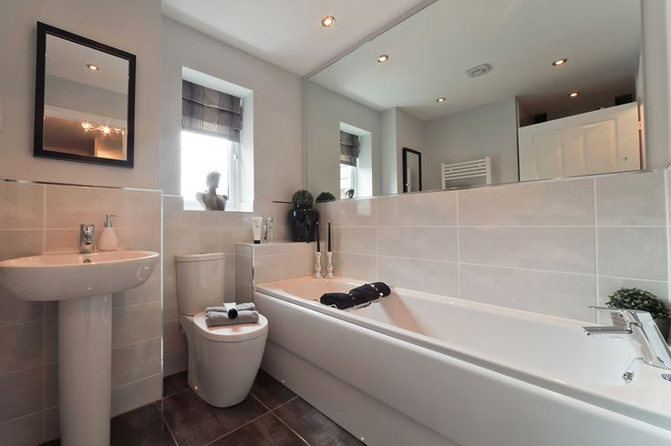 Enjoy a relaxing soak in your new luxurious bathroom at The Kedleston: http://bit.ly/1Cw4D56