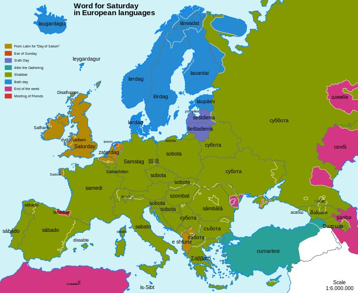 32 best Etymology Maps images on Pinterest Languages, Maps and Cards - new world clock map online