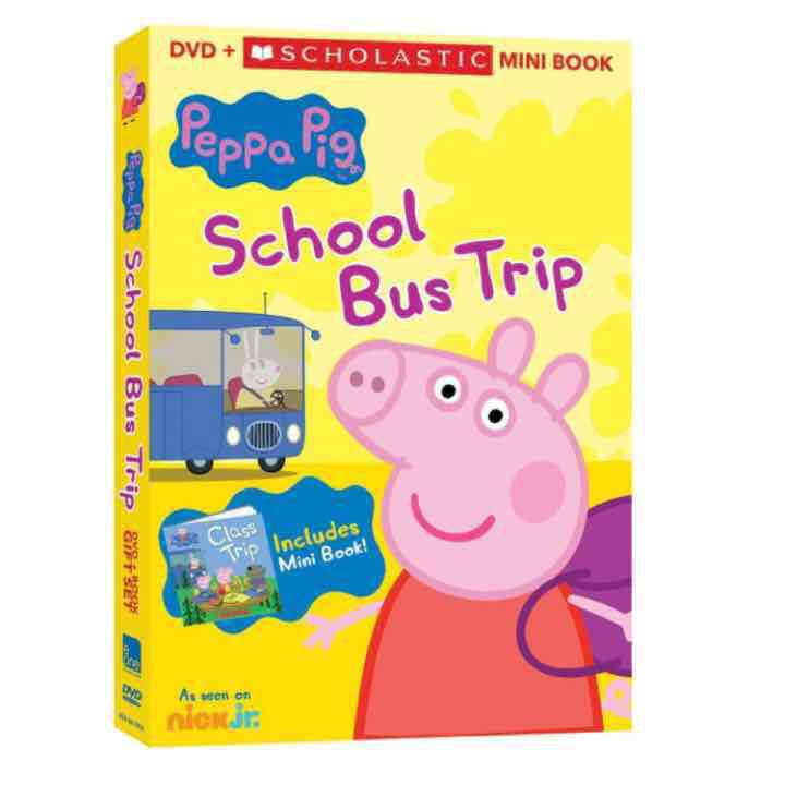 Peppa Peppa Pig DVD ($20) is on sale on Mercari, check it out! https://item.mercari.com/gl/m465879515/