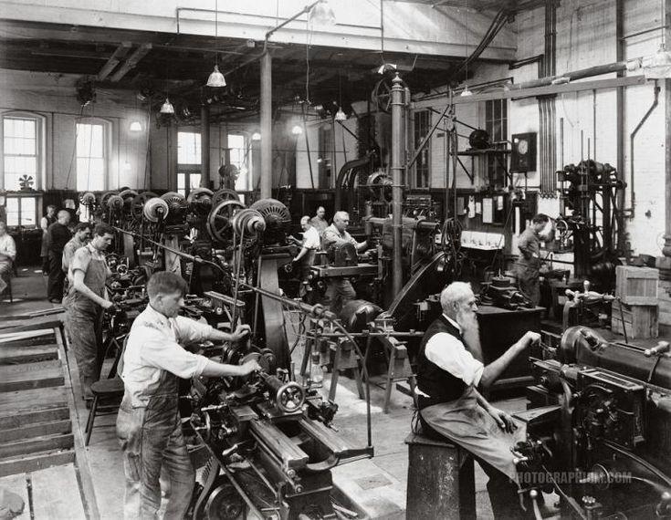ewing machine shop