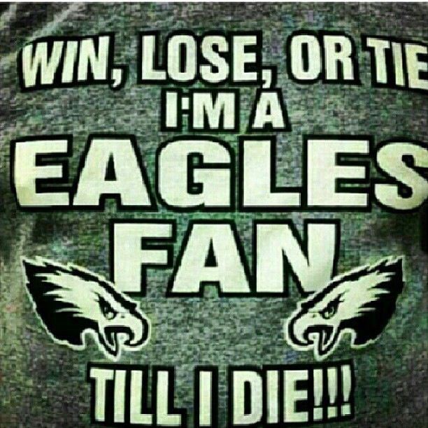 ... Fly Eagles Fly!