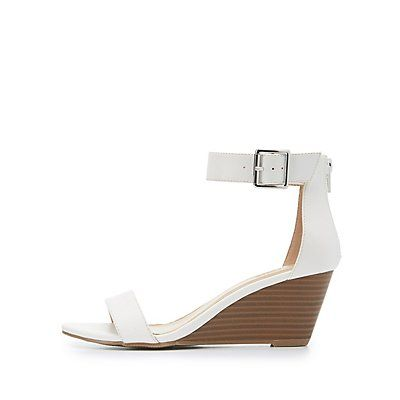 Best 25 White Wedges Ideas On Pinterest White Wedge