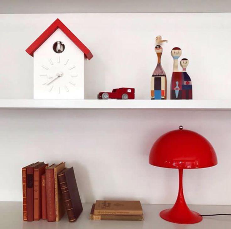 Orologio a cucù ....CuCLock....buondì 🌕🌕  #collezione #magis #madeinitaly🇮🇹#showroom #rossimobili #botticino